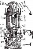 Petromax Mischkammer (34) für HK350-500