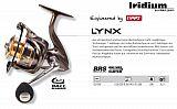 Hart Rolle Iridium Lynx Spin FR 30