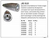Quantum Texas Bullet Jig Bleie #13,5g