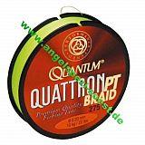 Quantum Schnur, QUATTRON PT 0.12mm gelb