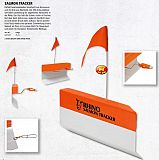 Rhino Salmon Tracker Planer Board