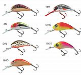 Salmo Wobbler Hornet floating 4cm MC