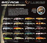 Savagear 4 Play Herring 19cm Firetiger