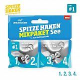 Lieblingsköder Spitze Haken #1 #See-Mix