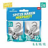 Lieblingsköder Spitze Haken #2/0 #Mix-2