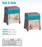 Evolution Sitzkiepe Bob & Blub 2-Ladig