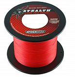 SpiderWire Stealth Code Red 0,25mm 100m