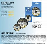 Stroft FC1 Fluorocarbon ø 0.18mm 25m