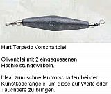 Hart Torpedo Vorschaltblei  8g