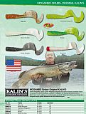Kalins Mogambo Grubs 6 Inch Twister -Ch