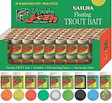 Uncle Josh Trout Bait Rainbow Glitter