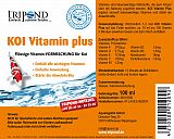 Tripond Futterzusatz Koi Vitamin Plus 1