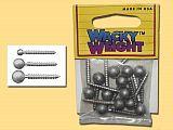 Wacky Weights, 12er SB, 1.75g - 1/16oz