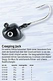 Zebco Creeping Jack Jigkopf  40g 4/0