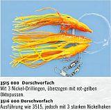 Zebco Dorschvorfach 3 x Octopus Pro