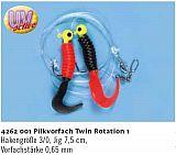Zebco Pilkvorfach Twin Rotation 1