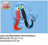Zebco Pilkvorfach Twin Rotation 3