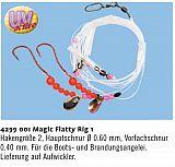 Zebco Magic Flatty Rig -1 Brandung
