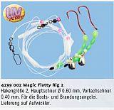 Zebco Magic Flatty Rig -2 Brandung