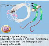 Zebco Magic Flatty Rig -3 Brandung