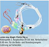 Zebco Magic Flatty Rig -4 Brandung
