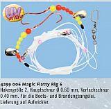 Zebco Magic Flatty Rig -6 Brandung