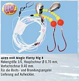 Zebco Magic Flatty Rig -8 Brandung