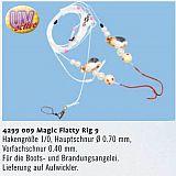 Zebco Magic Flatty Rig -9 Brandung
