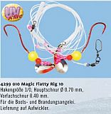 Zebco Magic Flatty Rig 10 Brandung