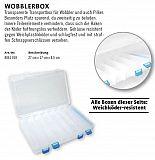 Zebco Kunstköderbox Wobbler Box