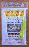 MA-SO-CA Zupfer Zander, 65mm länge BL